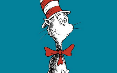 Words of wisdom from Dr Seuss